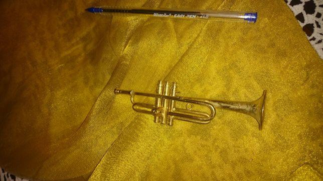 Trompete/ Bombardino e eufonio em miniatura