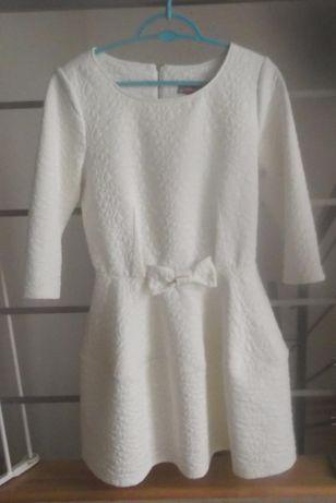 Sukienka Wibs rozm.40 biała