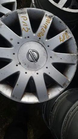 """Felgi felga aluminiowa nissan primera p12 r17 17"""""""