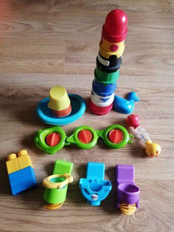 Zestaw zabawek dla malucha zabawki kąpielowe