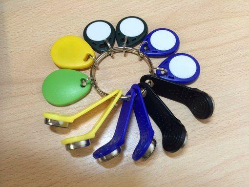 Изготовление дубликатов домофонных ключей. Бесплатный выезд к клиенту