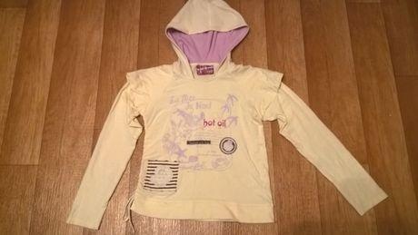 Bluzka dziewczęca wiek 8-9 lat