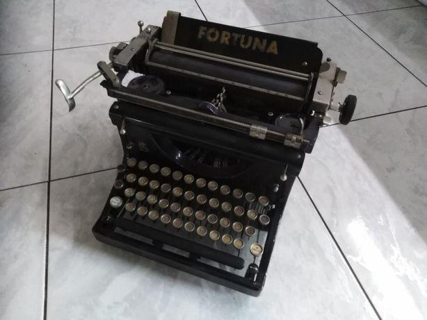 Maszyna do pisania FORTUNA antyk staroć