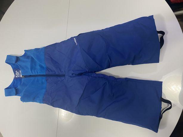 Spodnie narciarskie dla chlopca