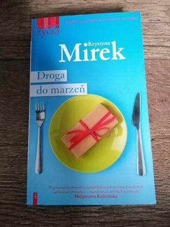 Sprzedam książki Krystyny Mirek