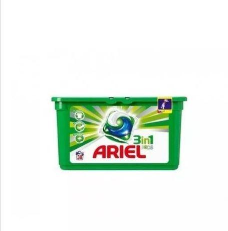 Kapsułki do prania Ariel 38 szt