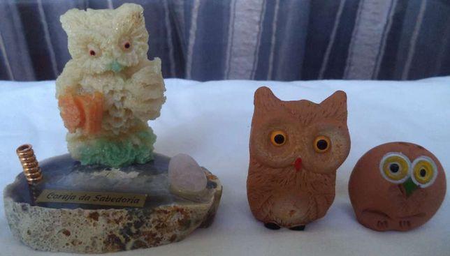 Miniaturas de Mochos