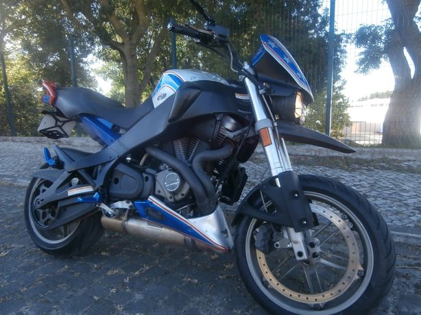 Buell xb 1203 thunderstorm  vtwin harley