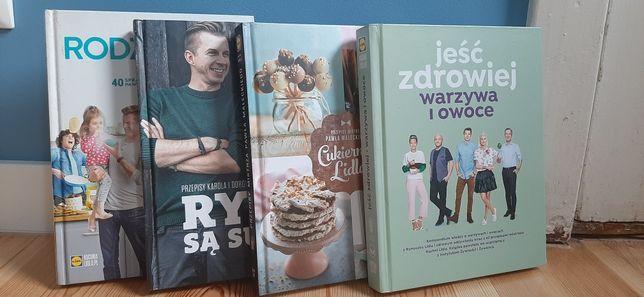 Książkia.kucharskie LIDL