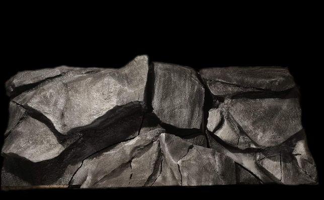 Tło strukturalne 3d do akwarium, imitacja skały,zabudowa filtra