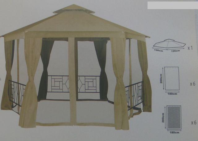 Шторы крыша и москитки для павильон беседка шатер палатка альтанка
