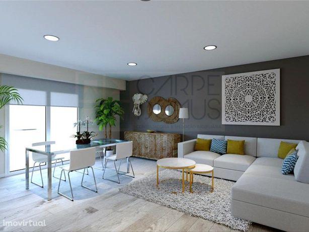 Novos apartamentos T2+1 no centro de Pinhal Novo, Palmela