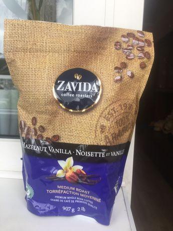 Кава Zavida hazelnut vanilla Завіда ванільно-горіхова Канада