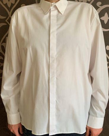 Koszula męska XXL 43/182 biała.