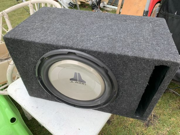 JL Audio 12W1V2-4 Bass reflex Szczelinowa