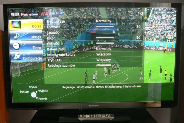50 cali Panasonic TX-P50GT30E - plazma 3D, Full HD 1080p + gratisy !!!