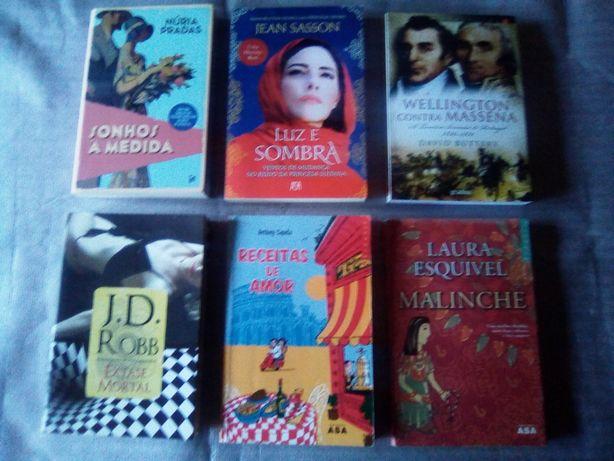 Literatura Internacional -História-Ação-Suspense-Aventura-Romance