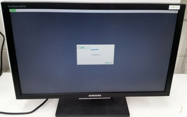 """Samsung NC240 23.6"""" PCoIP Thin Client All In One"""