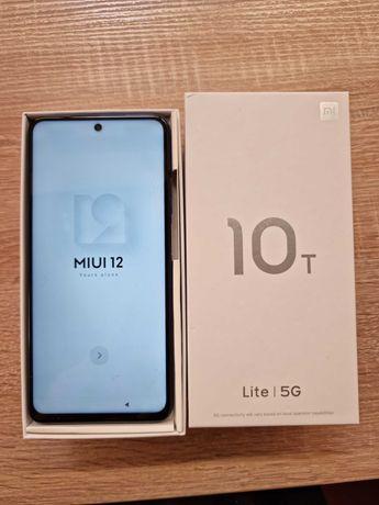 Xiaomi Mi Note 10 T lite używany miesiąc, jak nowy