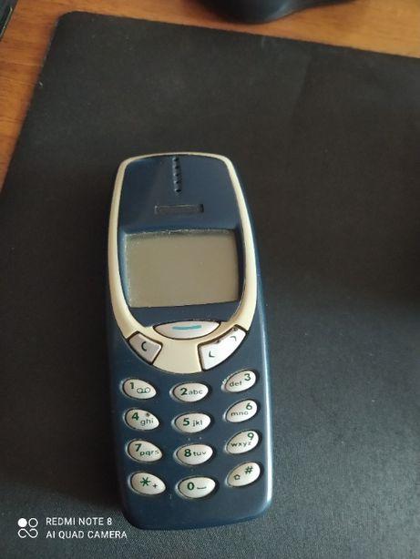 Nokia 3310 uszkodzona bateria