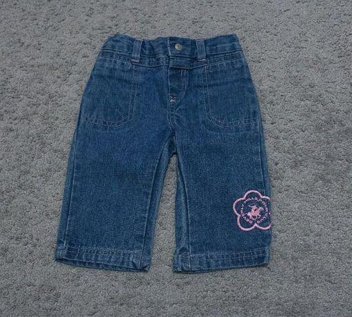 Spodnie dziew. 3/4 Beverly Hills Polo Club 24 m