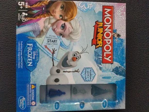 Monopoly Junior Frozen