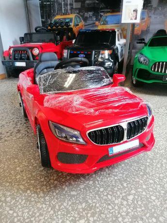 Samochód ala BMW na akumulator dla dzieci PILOT dla rodzica PROMOCJA!