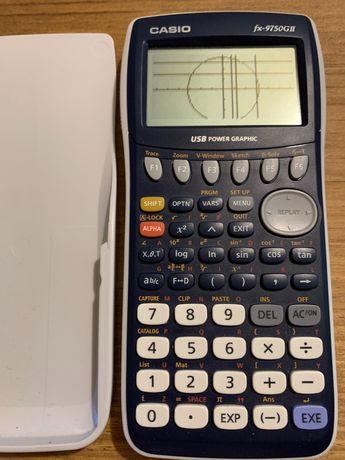 Vendo calculadora Gráfica CASIO fx-9750GII