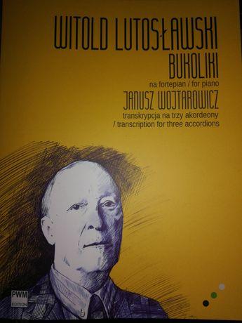 Witold Lutosławski - Bukoliki tran. na 3 akordeony