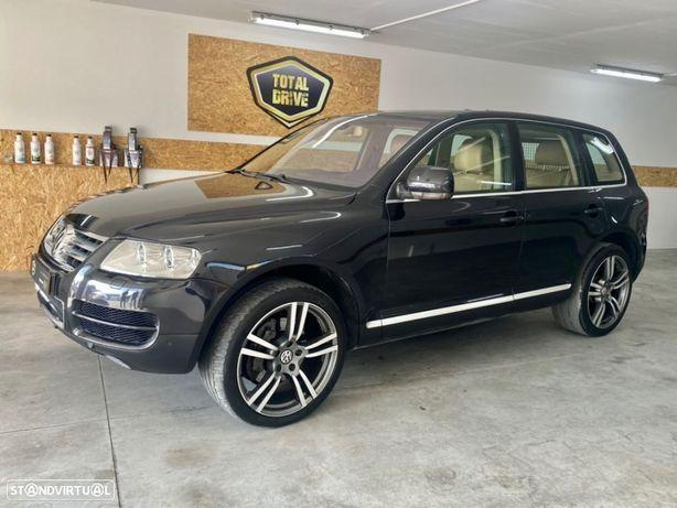 VW Touareg 5.0 TDi V10 Tiptronic