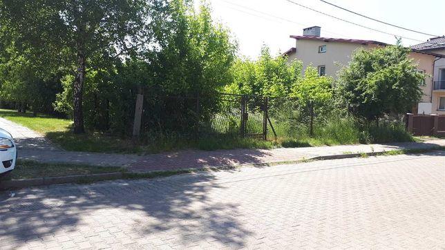 Zawodzie działka budowlana okolice ulicy Orlik-Rückemanna
