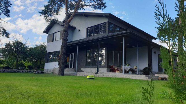 Идеальный дом рядом с лесом и Днепром