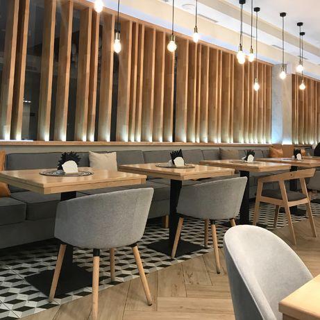 Мебель для кафе, бара, ресторана. Столы, стулья, диваны, барные стойки