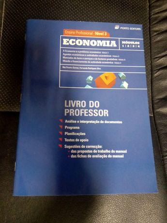 Economia - Módulos 1 / 2 / 3 / 4 - Ensino Profissional