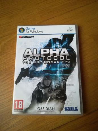 Jogo para computador Alpha Protocol