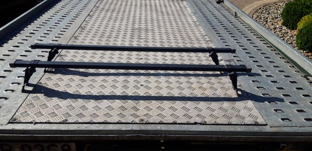 Relingi dachowe  belki bagażnik golf  IV