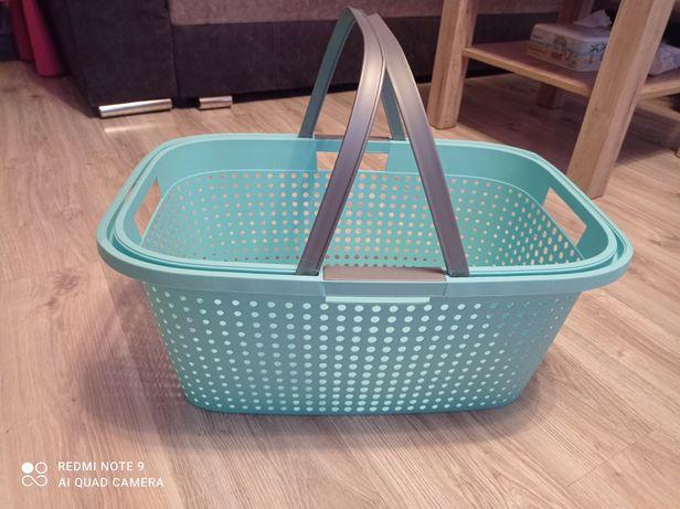 Koszyk koszyczek, pojemnik na pranie, bieliznę