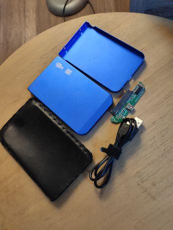 Adapter na dysk HDD lub SSD 2,5 cala