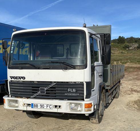 Camião VOLVO FL612-L