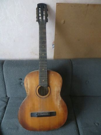 Гитара 7-ми струнная производства СССР