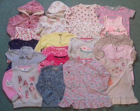 Bluzeczki-tuniki-sweterki 2-3lata,3-4lata PsiPatrol,H&M,M&S,Next
