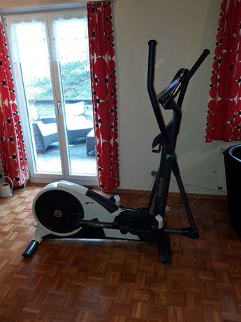 orbitrek reebok 5.1 duzy do 150kg kolo 20kg
