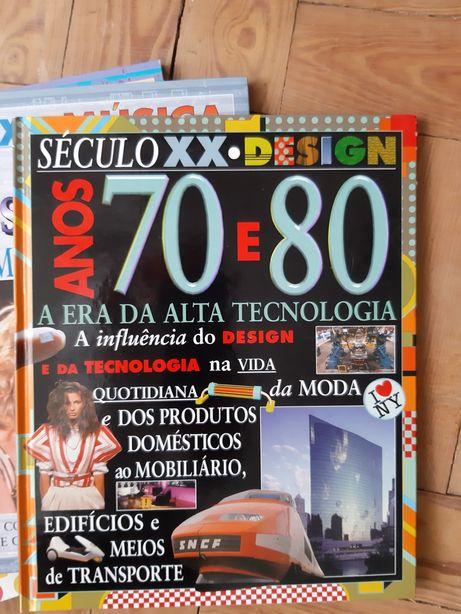 Livros-Coleção Século XX