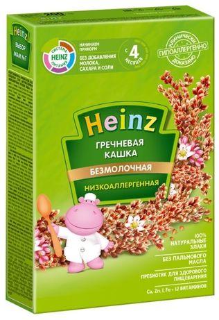 Детские безмолочные Каши Heinz