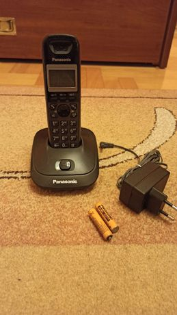 Telefon stacjonarny Panasonic KX-TG2511PD - bezprzewodowy