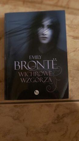 Książka Wichrowe wzgórza Bronte