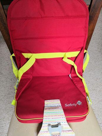 Safety First Miękkie i bezpieczne podwyższenie na krzesło dla dzieci