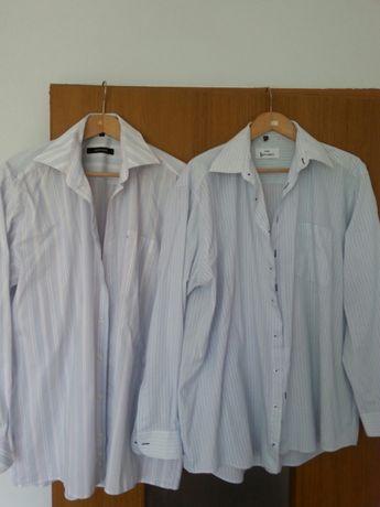 Koszule 43 firmowe, trikoty damskie rozm S