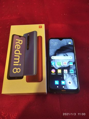 Do sprzedania Xiaomi Redmi 8 4GB RAM Gwarancja