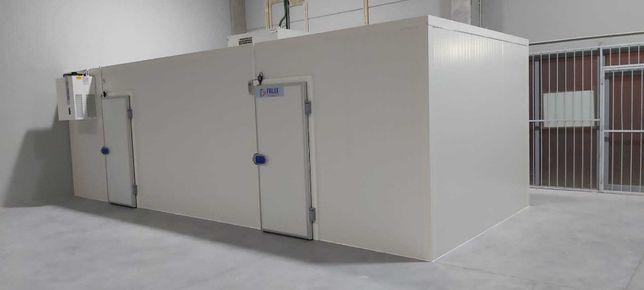 Câmara frigoríficas usadas com garantia